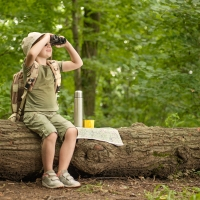 In Honor Of Girl Scouts Day, Make Smart Glass Choices For A Smaller Footprint