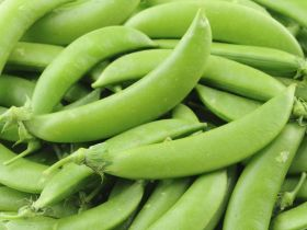 Market Haul: Sugar Snap Peas