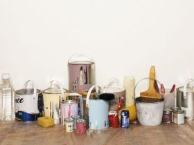 Can I Recycle Empty Paint Cans?