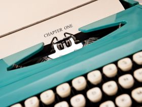 6 Tips for Writing a Novel… and Living Greener