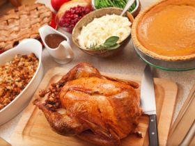 Which Thanksgiving Dish Are You?