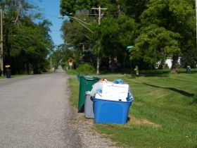 Is My Neighbor's Bad Recycling Ruining My Good Recycling?