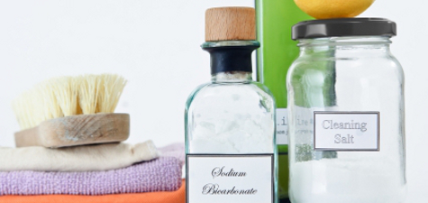 all natural cleaning baking soda